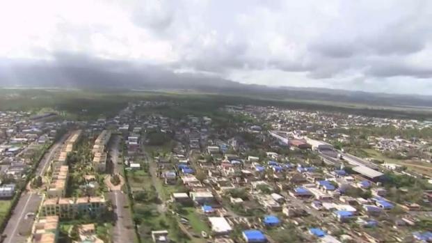 [NY] Surveying Maria Damage From Above in Puerto Rico