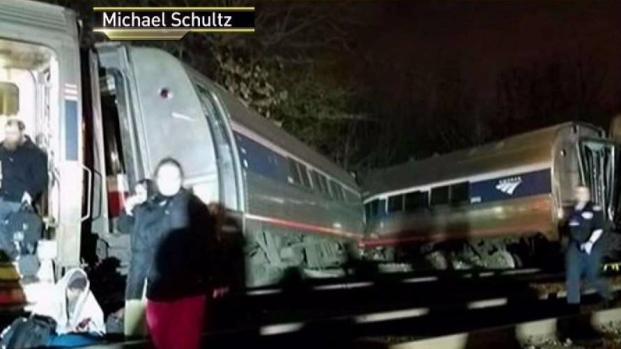 [NY] Survivor of Deadly Amtrak Crash Speaks Out
