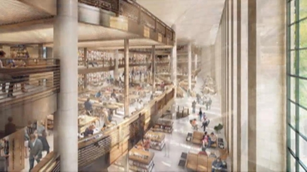 [NY] New York Public Library Unveils Renovation Plan