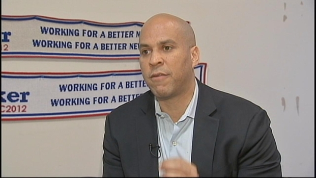 [NY] Booker Discusses Political Future