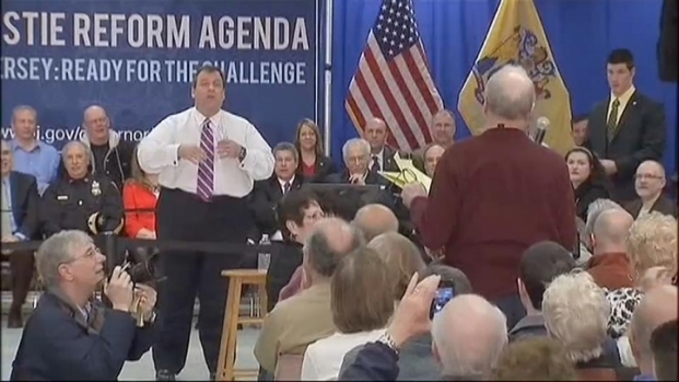 [NY] Christie Sits Down for Talk on 2012, Sheen, Budget