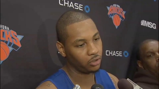 """[NY] Chauncey Billups: """"We're Gonna Be A Tough Out."""""""