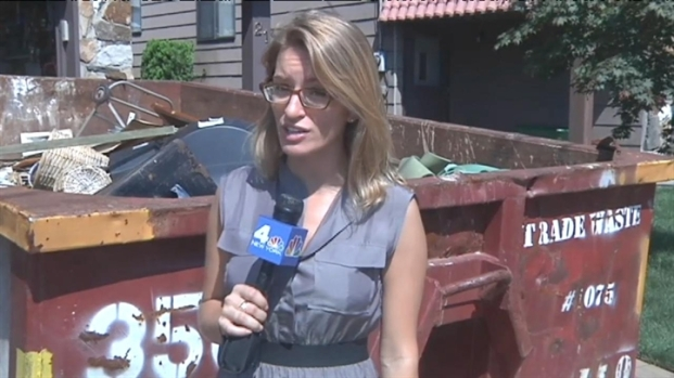 [NY] Staten Island Residents Frustrated With Irene Cleanup