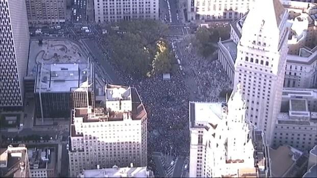 [NY] Wall Street Protest Grows