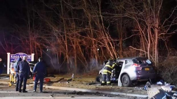 [NY] Teen Driving Stolen Car Caused Deadly Crash: Police