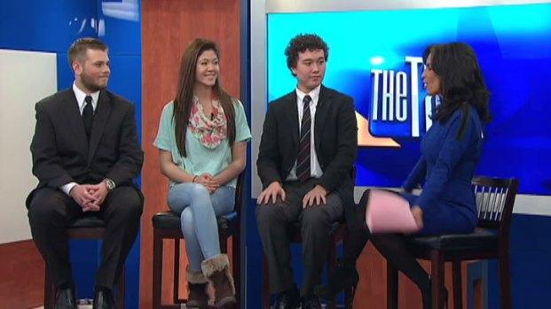 [CHI] The Talk: Barrington Students Talk of Contest, Rihanna Visit