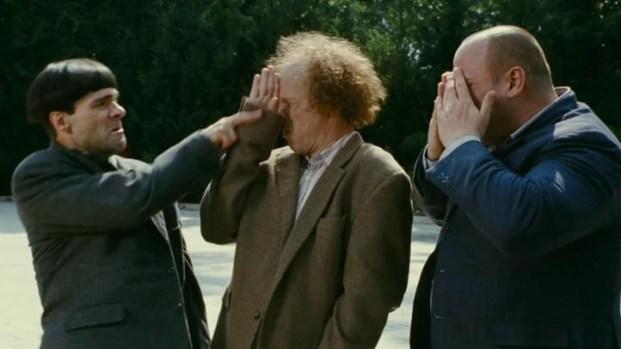 """[NY] """"The Three Stooges"""" Trailer"""