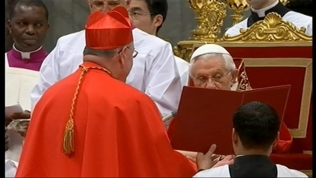 [NY] New York's Archbishop Gets Elevated to Cardinal