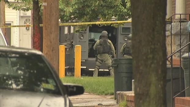 [PHI] Neighborhood Reacts to Trenton Hostage Situation