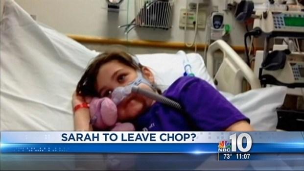 [PHI] Sarah Murnaghan's Heading Home
