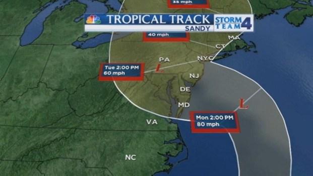 [NY] Evening Forecast for Saturday, October 27
