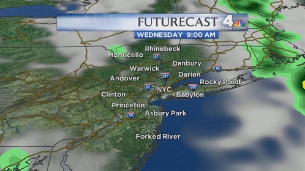 [NY] Afternoon Forecast for Tuesday, July 3