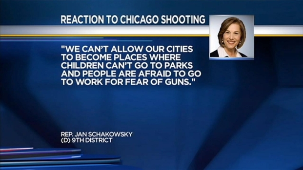 [CHI] Local Leaders React to Mass Shooting in Chicago