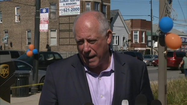 [CHI] Quinn Ready to Discuss State Police Assistance with Chicago Violence