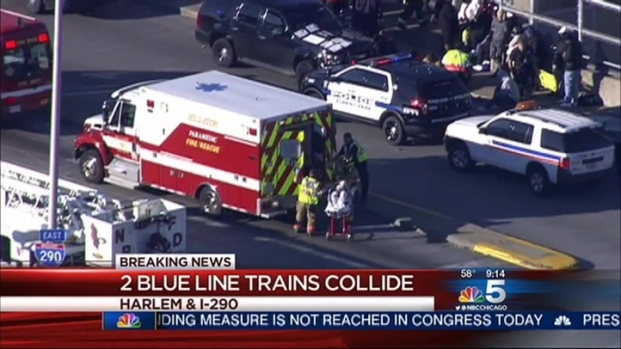 [CHI] Sources Say Train May Have Been Stolen