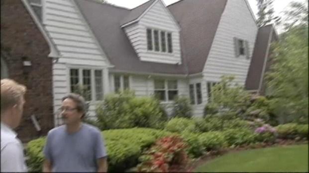 [NY] Lightning Strike Damages New Jersey Home