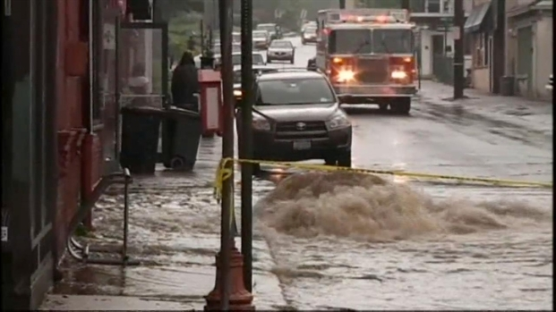[NY] Flash Flooding Causes Major Headaches Across Tri-State Area