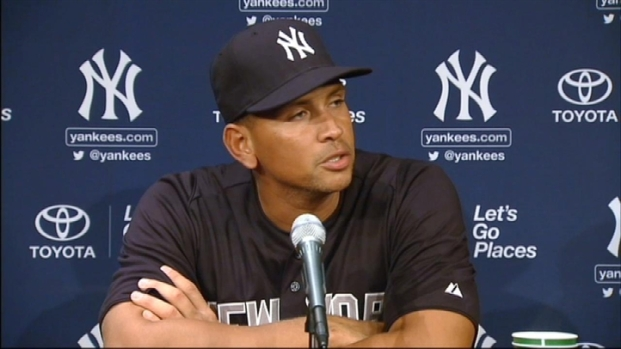 "[NY] A-Rod on Suspension: ""I'm Fighting for My Life"""