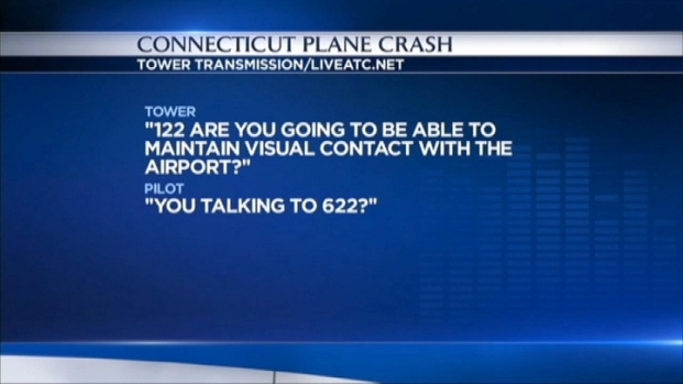[NY] Air Traffic Control Transmission Shows Concern Over Weather Before Plane Crash