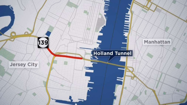 How to Navigate the Holland Tunnel Nightmare - NBC New York