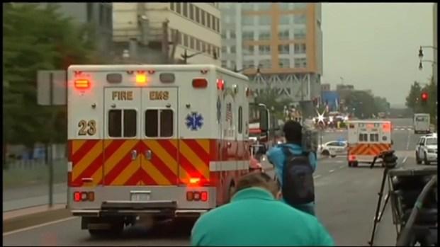 [DC] Police Reveal Takedown of Navy Yard Gunman