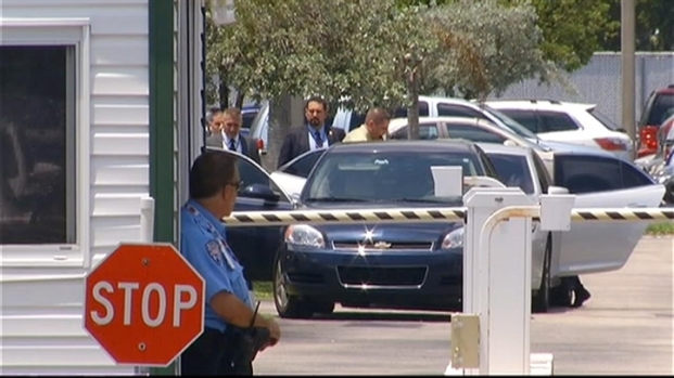 [MI] RAW VIDEO: Miami Lakes, Sweetwater Mayors in Handcuffs