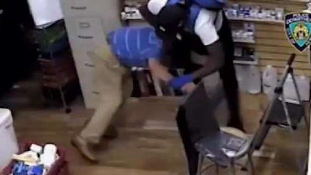 [NY] Washington Heights Pharmacist Robbed at Gunpoint