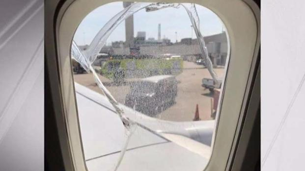 [NY] Window Crack Causes Mid-Flight Scare on NJ-Bound Southwest Plane