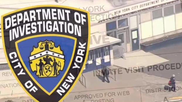[NY] I-Team: Women Claim They Were Sexually Violated During NYC Jail Visits