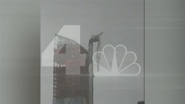 [NY] EXCLUSIVE: Crane Collapse at Midtown Building