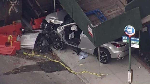 [NY] Young Boy Dies After Struck by Car on Brooklyn Sidewalk