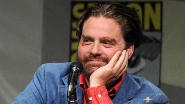 [NATL] Stars Shine at Comic-Con 2012