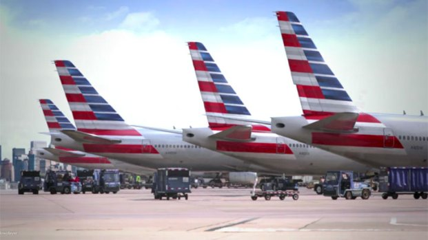 PHOTOS: American Reveals New Aircraft Livery