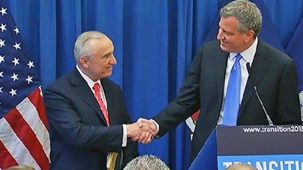 "Bratton Picked to Lead NYPD, Wants ""New Day"""