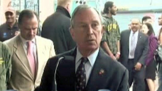 [NY] Bloomberg: Patz Tragedy Broke Millions of Hearts Across Nation
