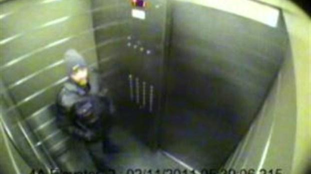 [NY] Bronx Elevator Robbery, Assault [Raw]