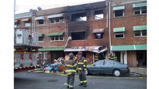 [NY] 3 Dead, 3 Injured in Bronx Fire