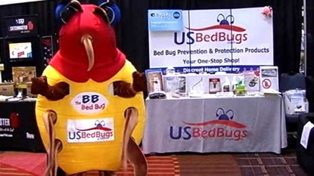 [NEWSC] Exterminators Battle Bedbugs