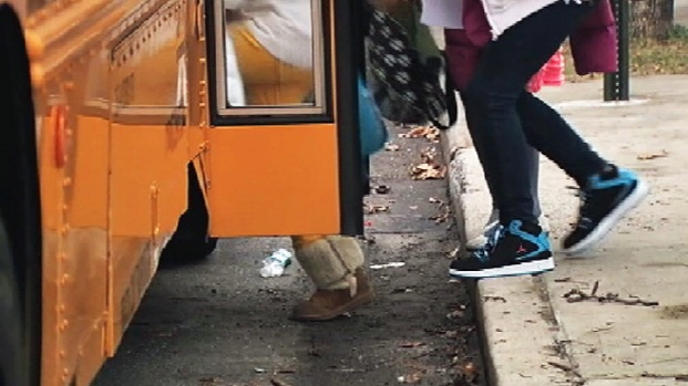 [NY] Parents Affected by Sandy Face Bus Strike Hardship