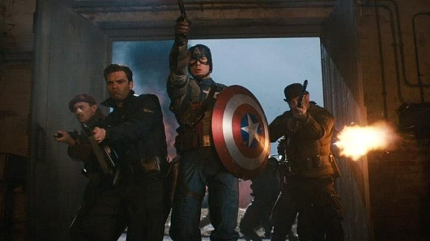 "[NATL] ""Captain America: The First Avenger"""