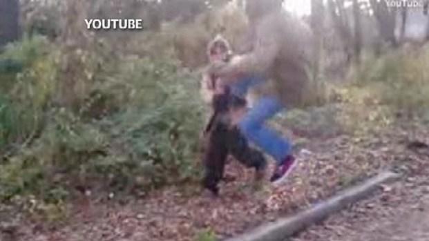 [NY] NJ Men Tape Beating of Homeless Man: Cops