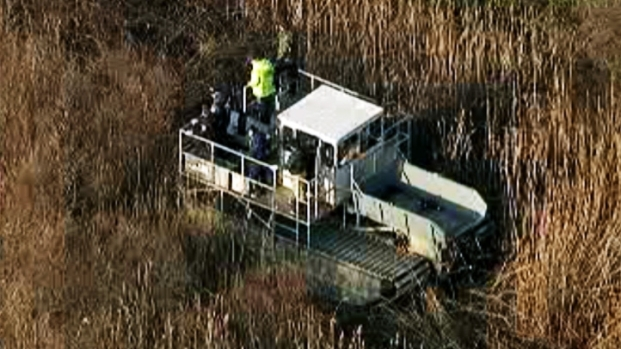 [NY] Chopper Video: Aerial View of Massive Shannan Gilbert Search Site