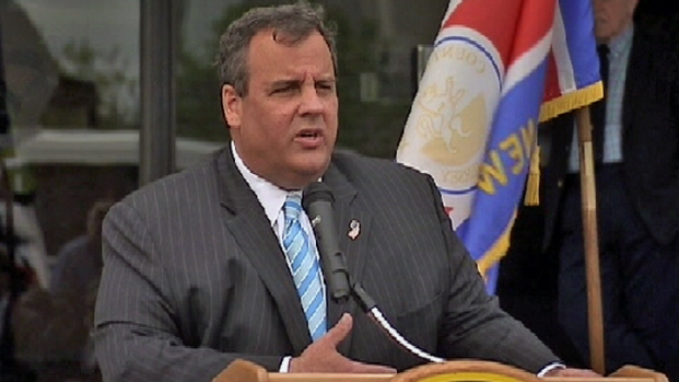 [NY] Christie Talks Weight Loss Surgery
