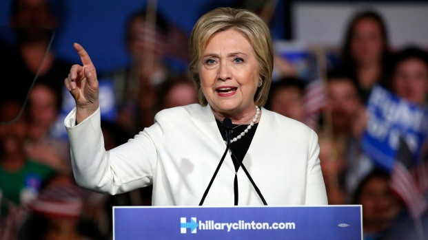 Clinton: 'We Have to Make America Whole'