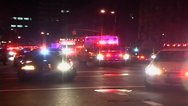 [NY] Shot NYPD Officer Arrives at Bellevue