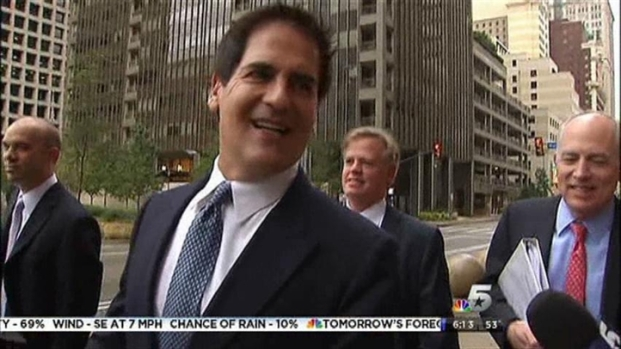 [DFW] Deliberations to Begin in Mark Cuban Insider-Trading Case