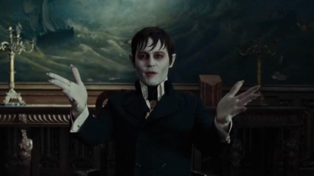 """[NATL] """"Dark Shadows"""" Trailer"""
