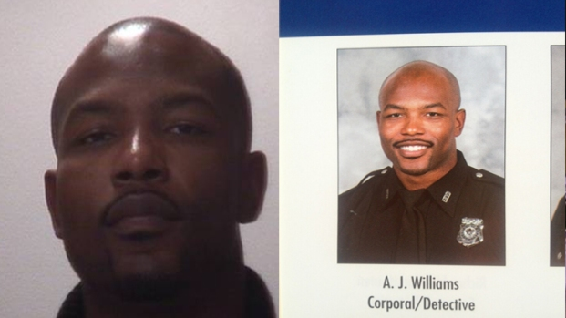 [DFW] Officer Accused of Stealing Sneakers During Drug Raid