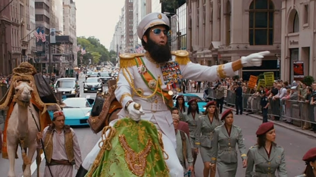 "[NATL] ""The Dictator"""
