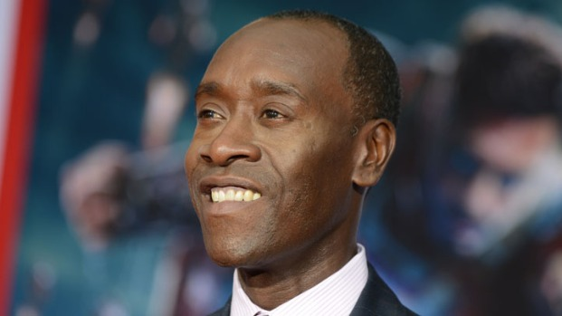 "[NBCAH] Don Cheadle on ""Iron Man 3"""